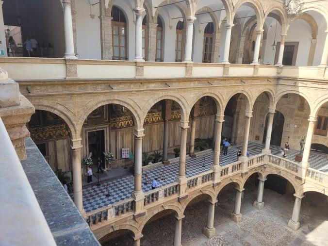 Palermo - Norman Palace
