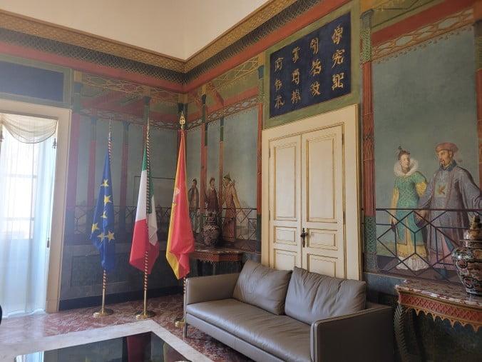 Palermo - Norman Palace inside