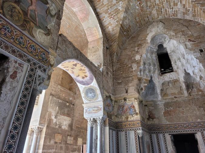 An unforgettable 2-week road trip through Sicily (part 2) - Palermo - Zisa Palace