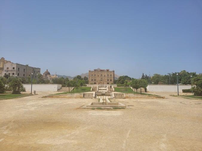 Palermo - Zisa Palace