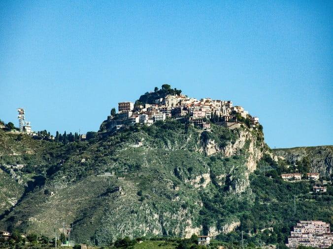 An unforgettable 2-week road trip through Sicily (part 2) - Castelmola by Erik Törner