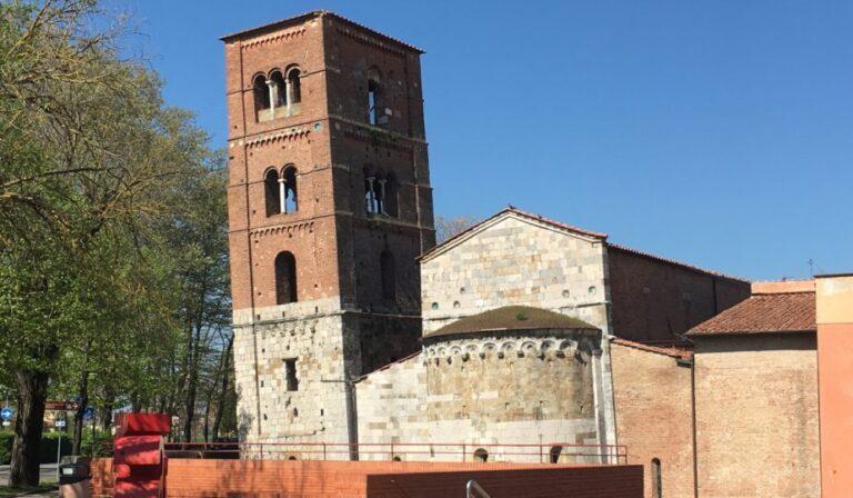 Pisa- Church of San Michele degli Scalzi by lastanzadelletorture.com