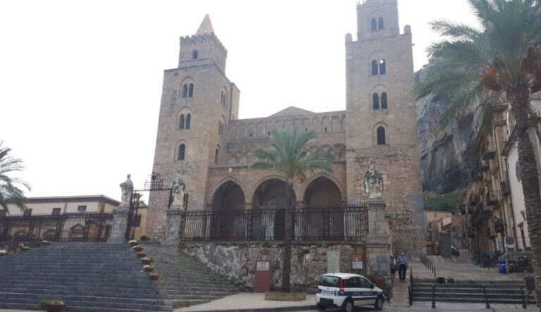 Sicily bonus track: Valley of Temples, Cefalù, and Monreale - Cefalù - Cathedral of Cefalù