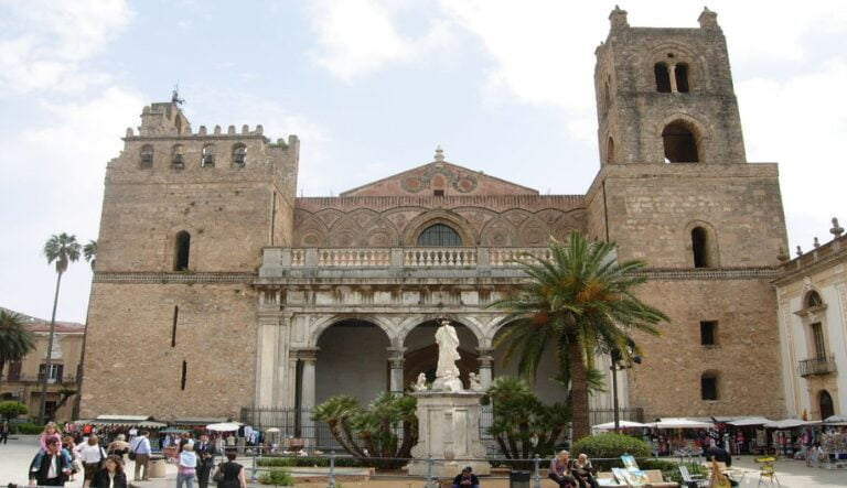 Sicily bonus track: Valley of Temples, Cefalù, and Monreale - Monreale - Cathedral by Fishponds1981