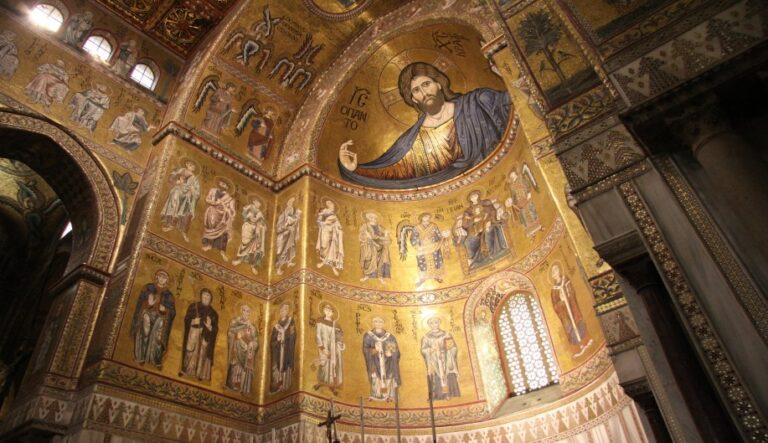 Sicily bonus track: Valley of Temples, Cefalù, and Monreale - Monreale - Cathedral by Terry Feuerborn