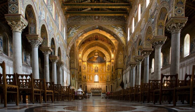 Monreale - Cathedral by pjt56