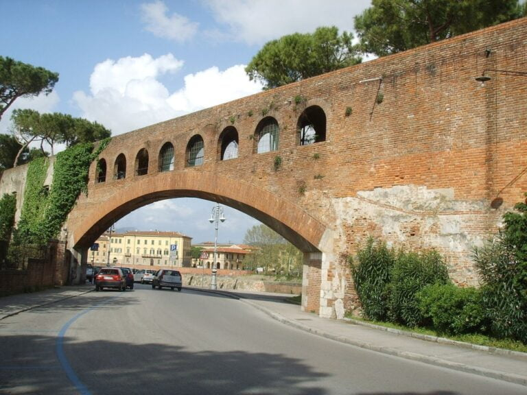 Pisa -New Citadel by sailko
