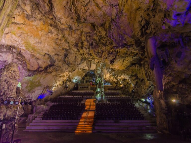 St Michael's Caves by Visit Gibraltar