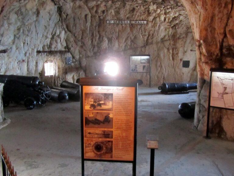 The Great Siege Tunnels by David Jones