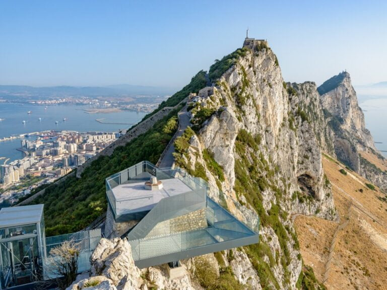 One surprising day in Gibraltar - The Skywalk by Visit Gibraltar