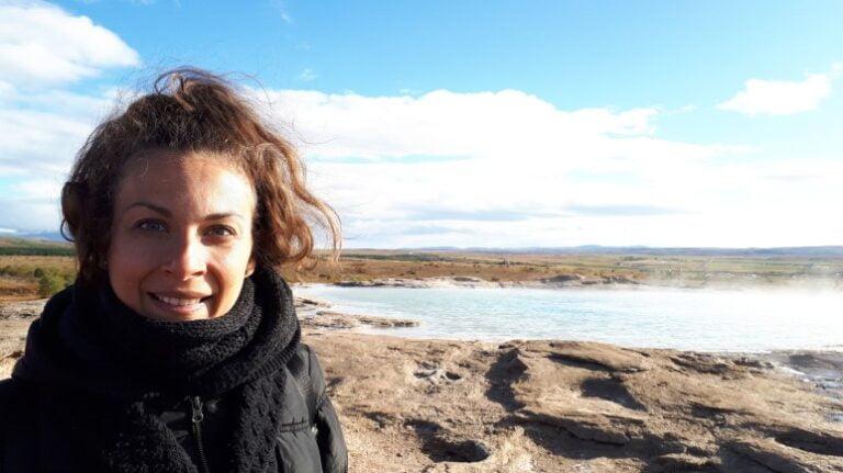 Exploring Iceland's stunning southwest - Geysir Geothermal Area