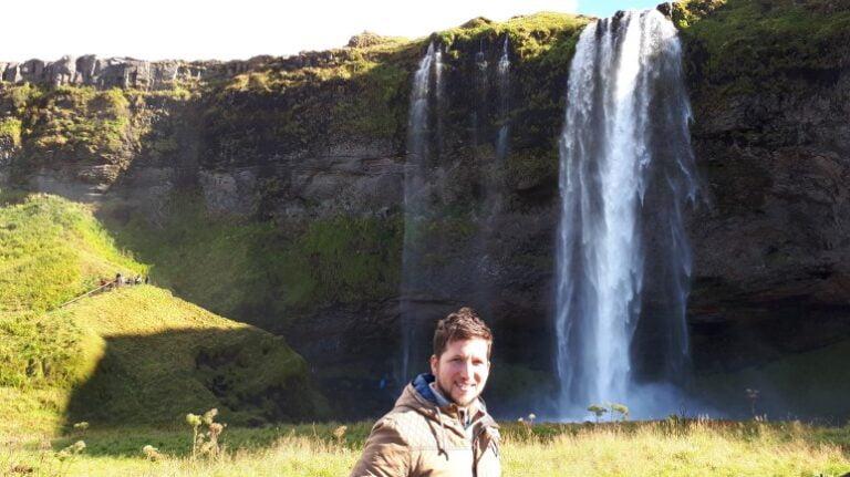 Exploring Iceland's stunning southwest - Seljalandsfoss