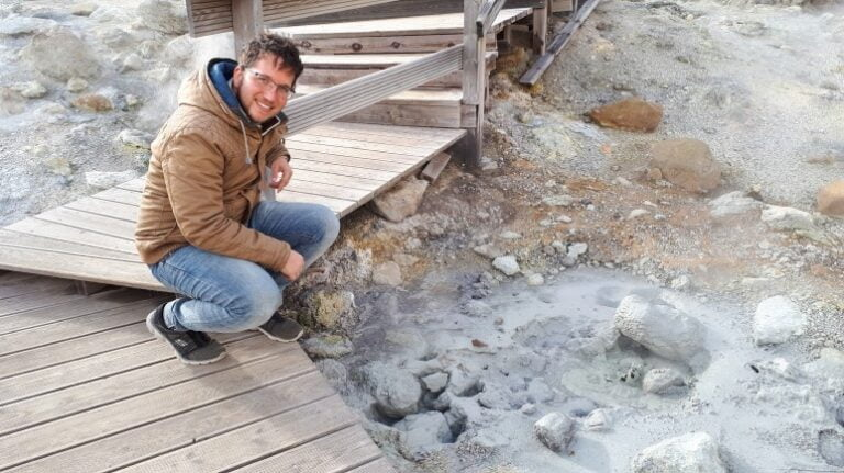 Exploring Iceland's stunning southwest - Krýsuvík