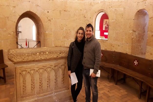 Segovia - Church of the True Cross