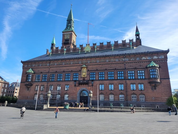 Two enchanting days in Copenhagen - City Hall