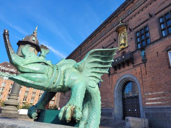 Copenhagen - City Hall