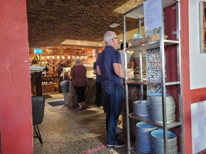 Two enchanting days in Copenhagen - Riz Raz Restaurant