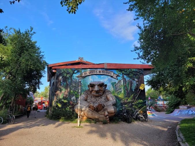 Two enchanting days in Copenhagen - Christiania