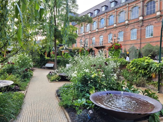 Copenhagen - Tivoli Gardens
