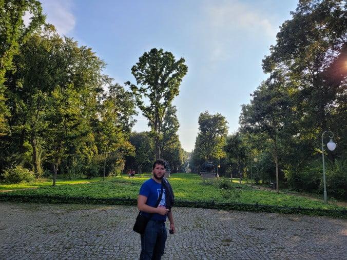 Two outstanding days in Berlin - Tiergarten Park