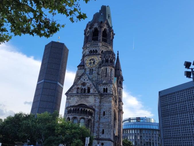Two outstanding days in Berlin - Kaiser William Memorial Church