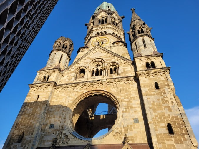 Berlin - Kaiser William Memorial Church