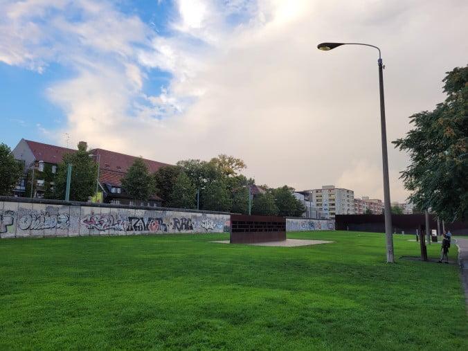 Berlin - Berlin Wall Memorial
