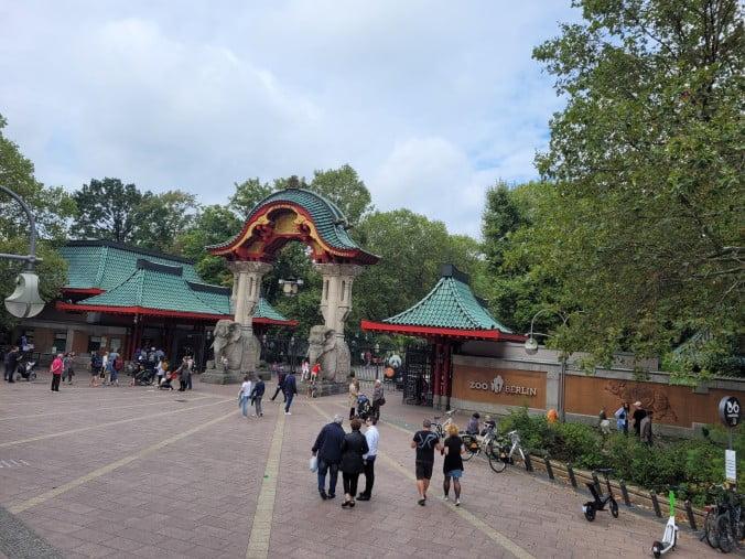 Berlin - Berlin Zoo