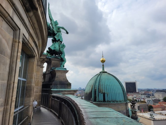 Berlin - Cathedral Dome