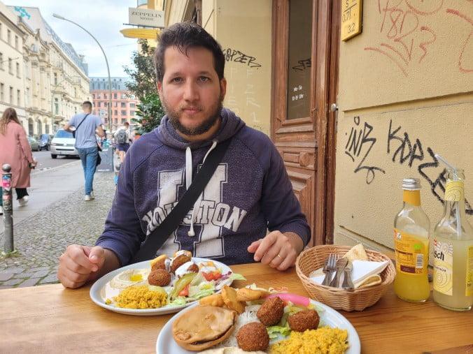 Berlin - Esra, Lebanese Restaurant
