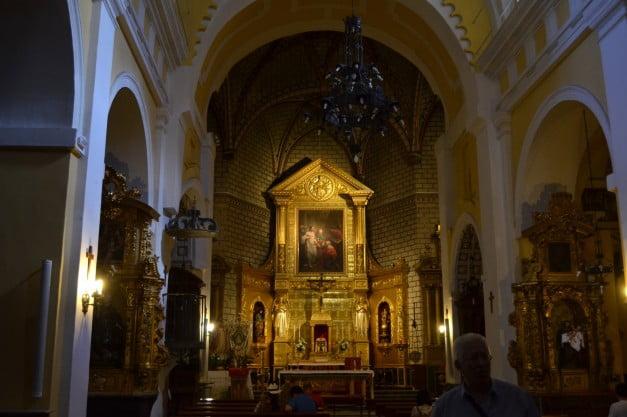 Toledo - Church of St. Tomé by Enric Martinez i Vallmitjana
