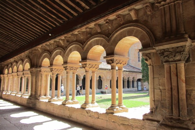 Soria - Co-Cathedral of St Peter by santiago lopez-pastor