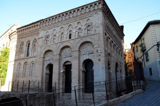 A delightful Spanish Road Trip through the Castiles - Toledo - Mosque of Christ of Light by Enric Martinez i Vallmitjana
