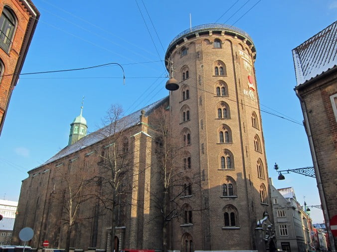 Two enchanting days in Copenhagen - Rundetårn by wiredforlego