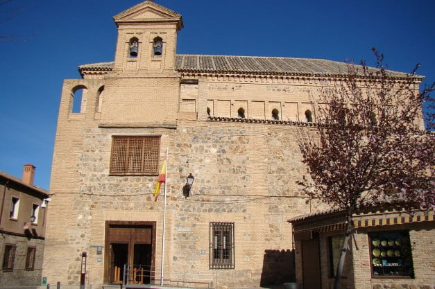A delightful Spanish Road Trip through the Castiles - Toledo - Synagogue of the Transit by Antonio.velez
