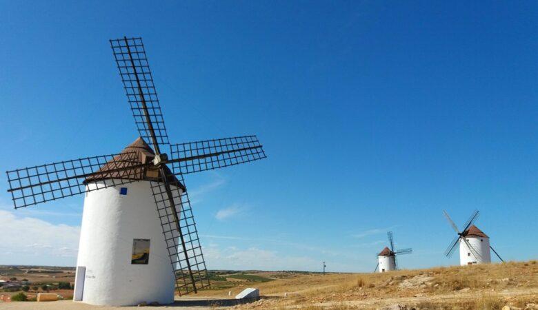 A delightful Spanish Road Trip through the Castiles - Windmills