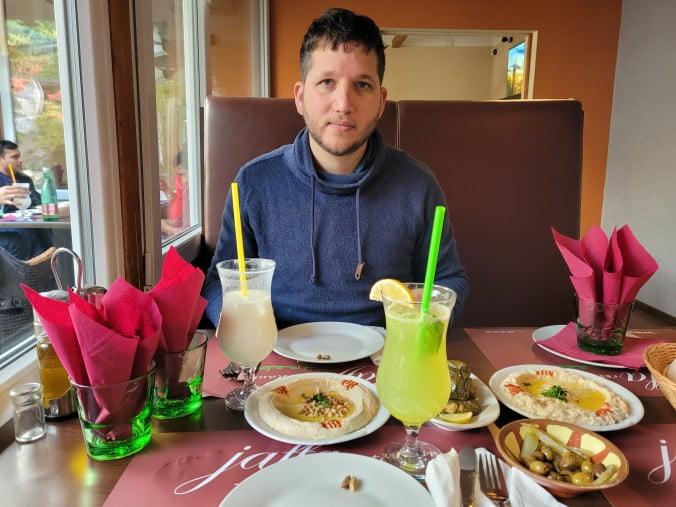 Prague in 3 marvellous days - Jaffa Lebanese Restaurant