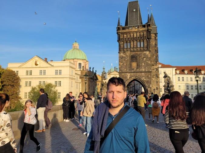 Prague in 3 marvellous days - Charles Bridge