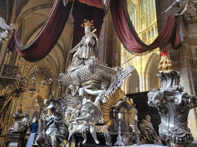 Prague in 3 marvellous days - Prague Castle - St Vitus Cathedral