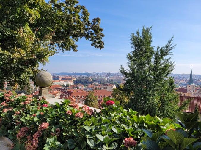 Prague - View from Prague Castle