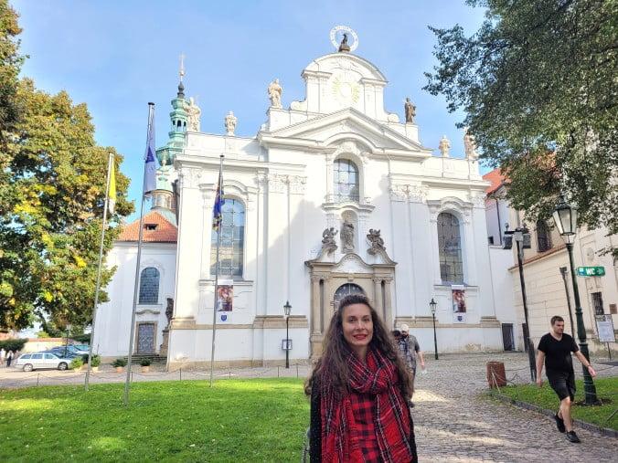 Prague in 3 marvellous days - Strahov Monastery