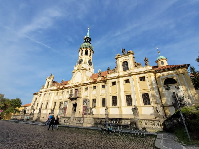 Prague in 3 marvellous days - Loreto