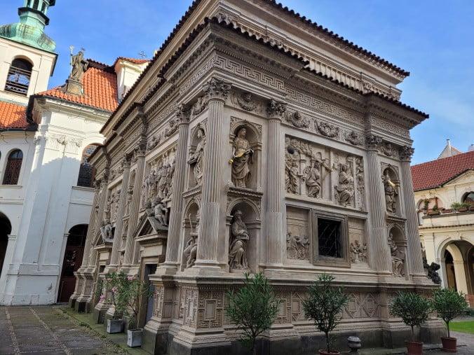 Prague - Loreto