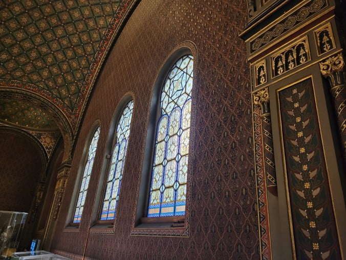 Prague - The Spanish Synagogue