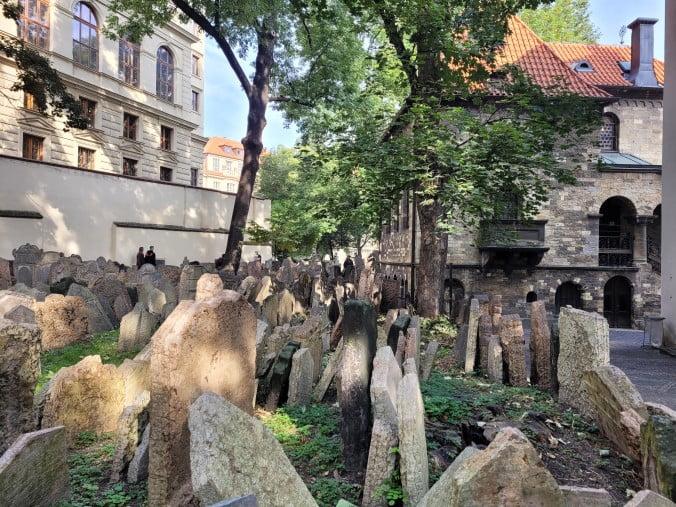 Prague - Old Jewish Cemetery