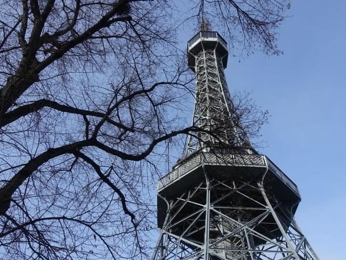 Prague in 3 marvellous days - Petřín Lookout Tower by David McKelvey